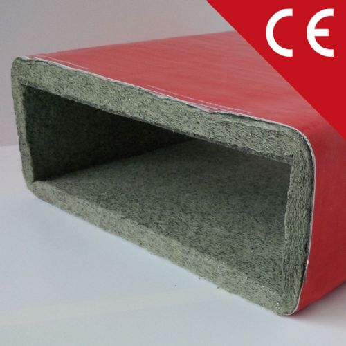 Duct Sleeve Low Profile - CE Marked